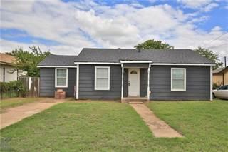 Single Family for sale in 2917 Hickory, Abilene, TX, 79601
