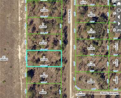 Lots And Land for sale in 00 Courlan Road, Dunes Golf Course, FL, 34614