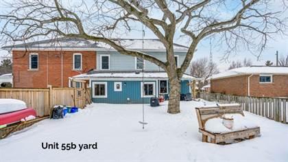 Multifamily for sale in 53-55 53-55 Wellington St, Halton Hills, Ontario, L7J 2H1