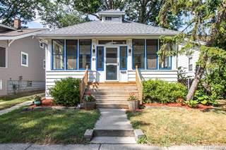 Single Family for sale in 51 Kensington Boulevard, Pleasant Ridge, MI, 48069