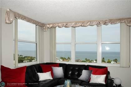 Residential Property for sale in 3015 N Ocean Blvd 12G, Fort Lauderdale, FL, 33308