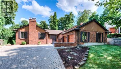 Single Family for sale in 28 HUNTINGDALE Place, Kitchener, Ontario, N2A3K6