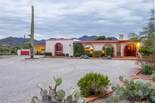 Single Family for sale in 4901 W Kay T Drive, Tucson, AZ, 85745
