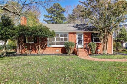 Residential for sale in 8216 Adrian Drive, Henrico, VA, 23294