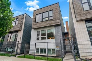 Single Family for sale in 810 North Mozart Street, Chicago, IL, 60622