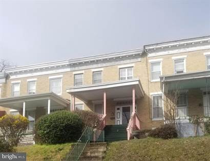 Residential for sale in 2426 N ELLAMONT ST, Baltimore City, MD, 21216