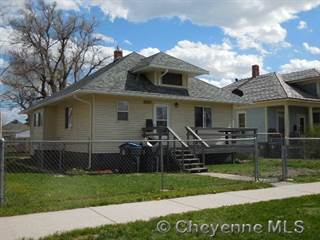 Single Family for sale in 807 W 25TH ST, Cheyenne, WY, 82001