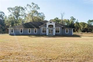 Single Family for sale in 11 BO BO J RD, Crawfordville, FL, 32327
