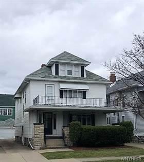 Multifamily for sale in 532 Tacoma Avenue, Buffalo, NY, 14216