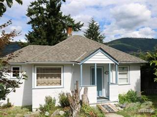 Single Family for sale in 39 Arbutus W Street, Lake Cowichan, British Columbia, V0R 2G0