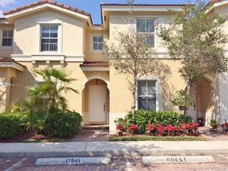 Townhouse for rent in 12841 SW 30th St 104, Miramar, FL, 33027