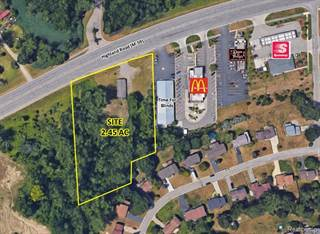 Comm/Ind for sale in 9669 Highland Road, White Lake, MI, 48386