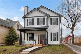 Single Family for sale in 564 JEFFERSON Avenue, Indianapolis, IN, 46201