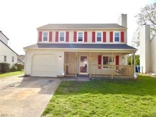 Single Family for sale in 1021 Daniel Maloney DR, Virginia Beach, VA, 23464