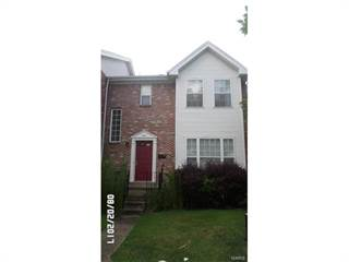 Townhouse for sale in 913 North Hanley Road, University City, MO, 63130