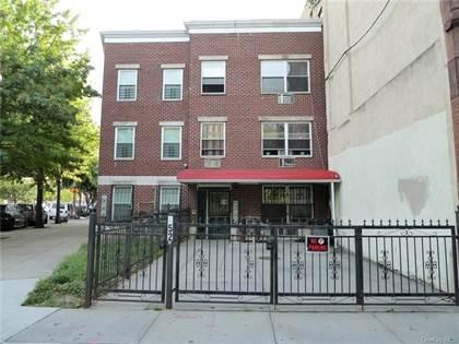 Multifamily for sale in 652 Crotona Park S, Bronx, NY, 10456
