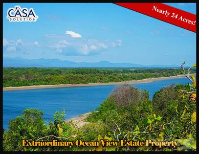 Lots And Land for sale in Extraordinary Ocean View Estate Property of Three Lots Sale in Rincon Beach Estates, San Lorenzo, Chiriquí