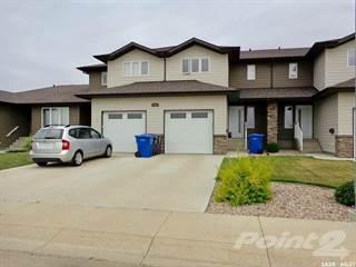 Townhouse for sale in 2419C Henderson DRIVE, North Battleford, Saskatchewan