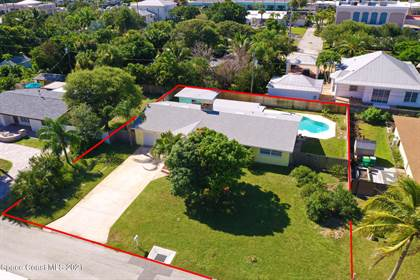 Residential Property for sale in 420 7th Avenue, Indialantic, FL, 32903