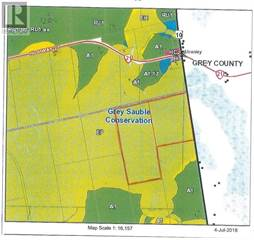 Land for sale in CONCESSION 13, South Bruce Peninsula, Ontario