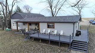 Single Family for sale in 9 Eureka Lake Rd, Eureka, KS, 67045