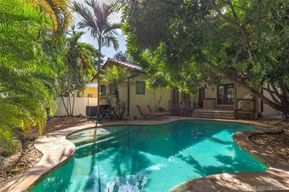 Residential Property for sale in 3775 Loquat Ave, Miami, FL, 33133