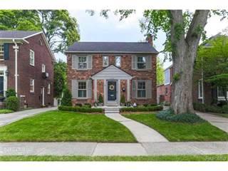 Single Family for sale in 220 MCKINLEY, Detroit, MI, 48230