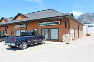 Office Space for sale in #6 & 7 492 Arrow Road, Invermere, British Columbia