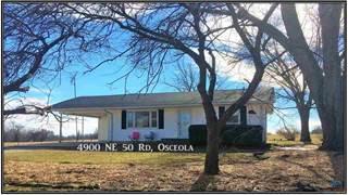 Single Family for sale in 4900 NE 50 Rd, Osceola, MO, 64776