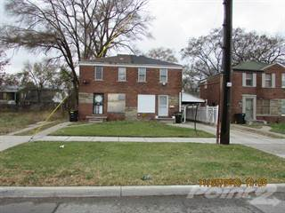 Residential Property for sale in 16227 Schaefer, Detroit, MI, 48235