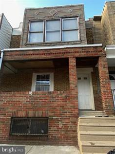 Residential Property for sale in 2532 S MILLICK STREET, Philadelphia, PA, 19142