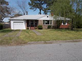 Single Family for sale in 145 River Point CRES, Portsmouth, VA, 23707