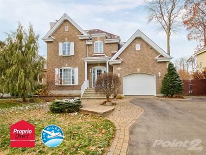 Residential Property for sale in 304 Rue des Mélèzes, Sainte-Marthe-sur-le-Lac, Quebec, J0N1P0