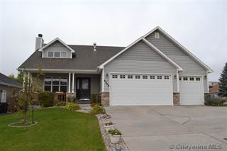 Single Family for sale in 4928 TOPAZ DR, Cheyenne, WY, 82009