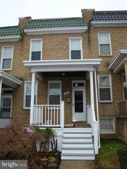 Townhouse for rent in 3616 PARKDALE AVENUE, Baltimore City, MD, 21211