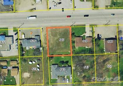 Lots And Land for sale in 640 MAIN STREET, South Bruce Peninsula, Ontario