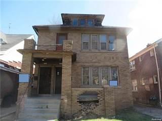 Multi-family Home for sale in 5930 EASTLAWN Street, Detroit, MI, 48213