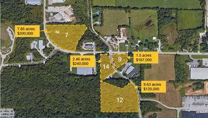 Lots And Land for sale in Northwest Park Lot 14, Bloomington, IN, 47408