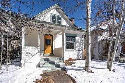 Single-Family Home for sale in 1240 Downing St. , Denver, CO, 80218