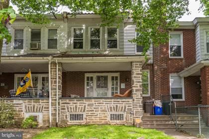Residential Property for sale in 341 E PHIL ELLENA STREET, Philadelphia, PA, 19119