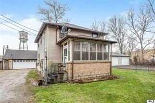 Single Family for sale in 407 FERN AVE, Jackson, MI, 49202