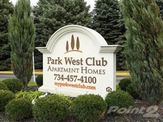 Apartment for rent in Park West Club - 2 Bedroom, Greater Woodland Beach, MI, 48162