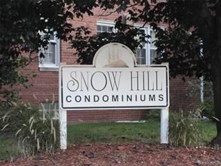 Condo for rent in 21735 SNOW Avenue, Dearborn, MI, 48124