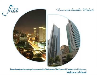 Condominium for sale in JAZZB022114 Jazz Residences, Bel-Air, Makati City, National Capital Region, Makati, Metro Manila