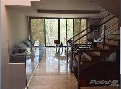 Residential Property for rent in Pretty Three Bedroom Apartment In Tulum With Private Pool, Tulum, Quintana Roo