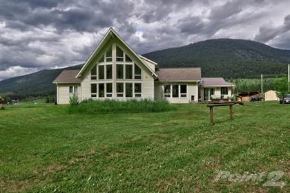 Farm And Ranch for sale in 5021 Heffley-Louis Creek Road, Thompson - Okanagan, British Columbia