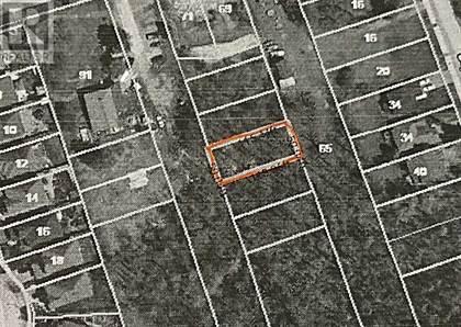Vacant Land for sale in LOT 37 GLENMORE AVE, Richmond Hill, Ontario, L4E3E7
