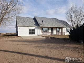 Single Family for sale in 23916 County Road 55, Kersey, CO, 80807