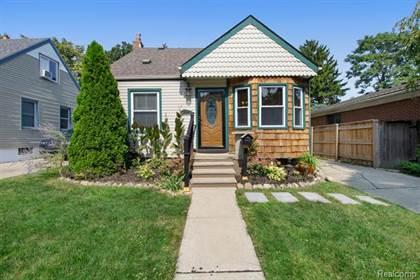 Residential Property for sale in 335 E HARRY Avenue, Hazel Park, MI, 48030