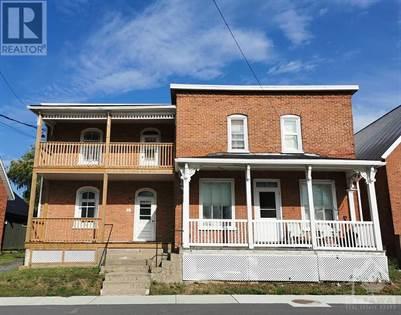 Multi-family Home for sale in 54-56 HIGH STREET, Vankleek Hill, Ontario, K0B1R0